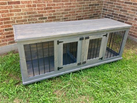 Double-Dog-Kennel-Diy-Plans