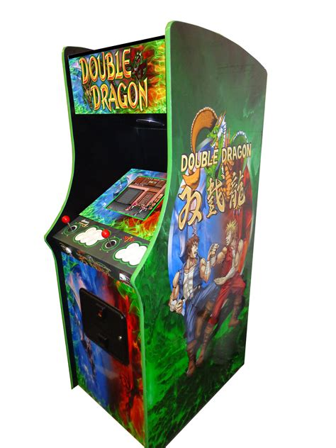 Double-Dragon-Arcade-Cabinet-Plans