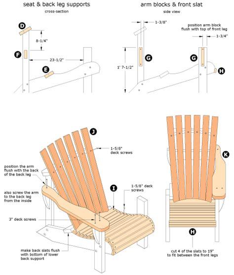 Double-Muskoka-Chair-Plans-Free