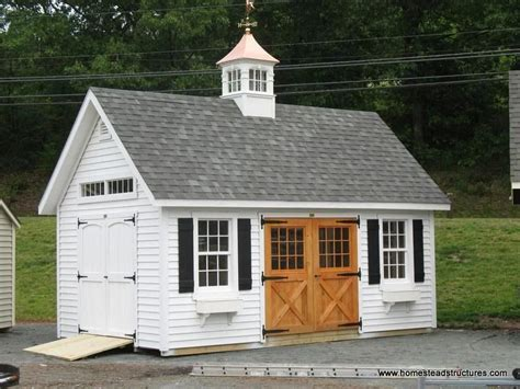 Double-Story-Shed-Plans