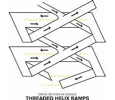 Best Double helix parking garage design