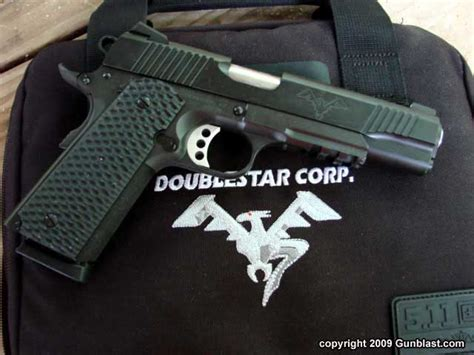Doublestar S New 1911 45 Acp Auto Pistol Gunblast Com And Sale Apex Tent Eureka At Ely Combine
