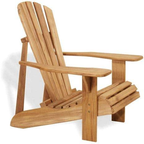 Douglas-Nance-Montauk-Teak-Adirondack-Chair