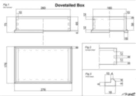 Dovetail-Box-Plans-Free
