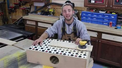 Downdraft Sanding Table Plans Youtube