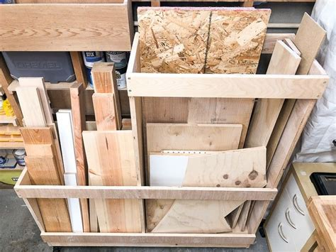 Downhill Wooden Cart Plans