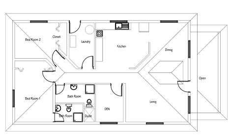 Download Free House Plans Online