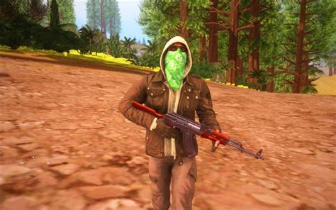 Download Gta San Andreas Mod PUBG
