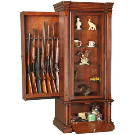 Download Plans For Hidden Gun Cabinet Bookcase