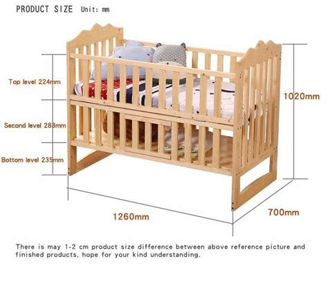 Downloadable Woodworking Plans Baby Crib