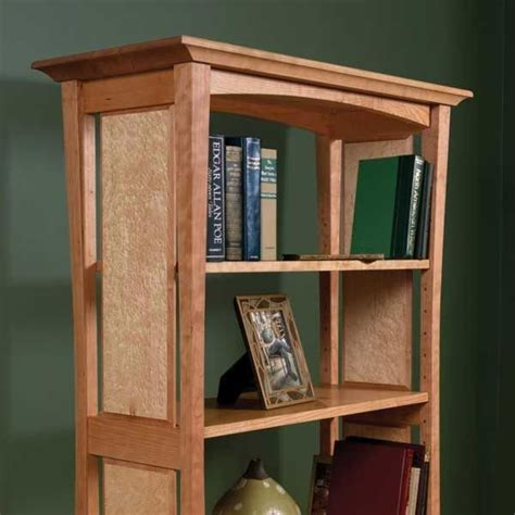 Downloadable Woodworking Plans Bookshelf