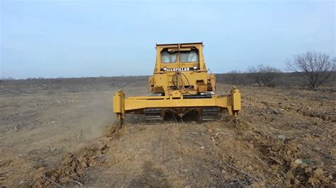 Dozer Root Plow Plans