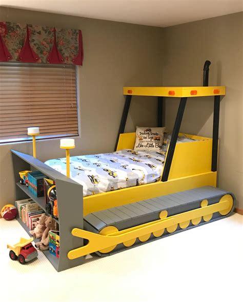 Dozer-Bed-Plans