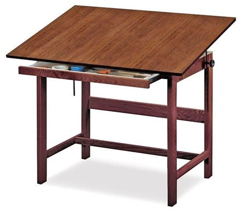 Drafting-Table-Plans-Woodworking