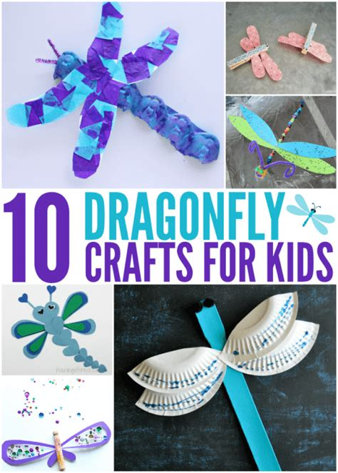 Dragonfly Kids DIY Project