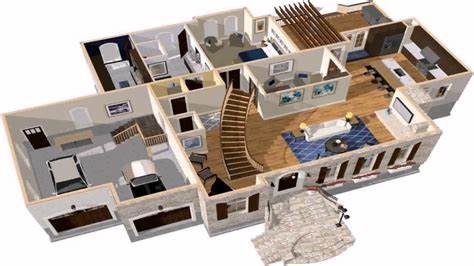 Draw 3d House Plans Online