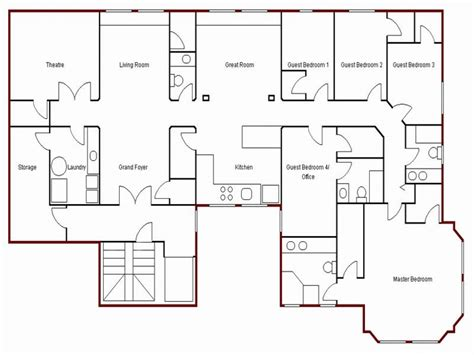 Draw-Simple-House-Plans-Free