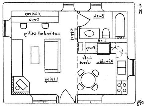 Draw-Tiny-House-Plans