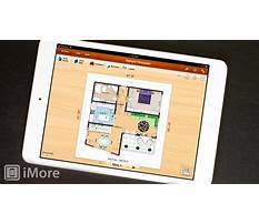 Best Draw furniture plans on ipad