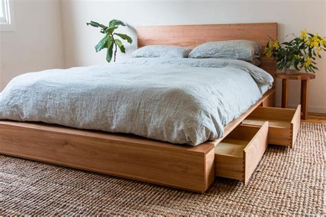 Drawer Platform Bed Diy Full Form