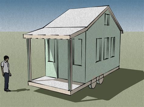 Drawing Tiny House Plans