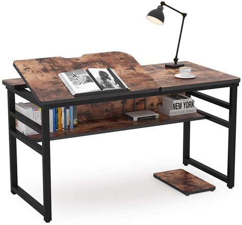 Drawing-Table-With-Storage