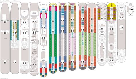 Dream Deck Plans Disney