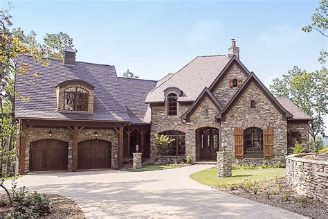 Dream House Plans French Country
