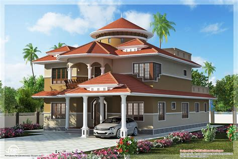 Dream House Plans In Kerala