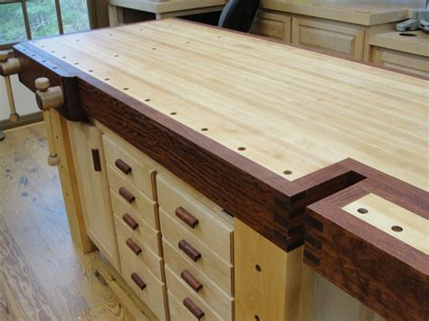 Dream-Woodworking-Bench