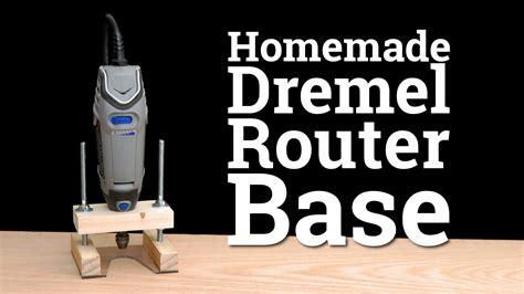Dremel-Router-Base-Plans