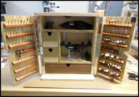 Dremel-Tool-Cabinet-Cart-Diy