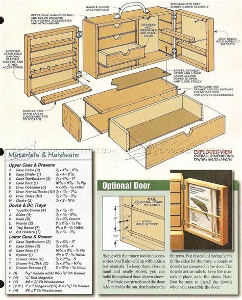 Dremel-Woodworking-Plans