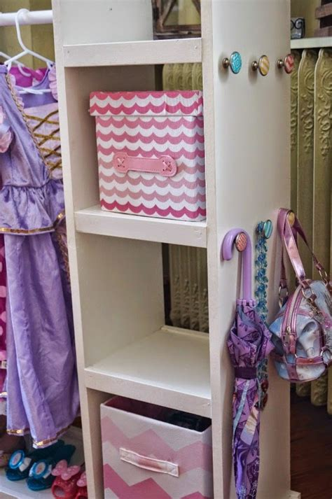 Dress Up Storage Center Diy Projects