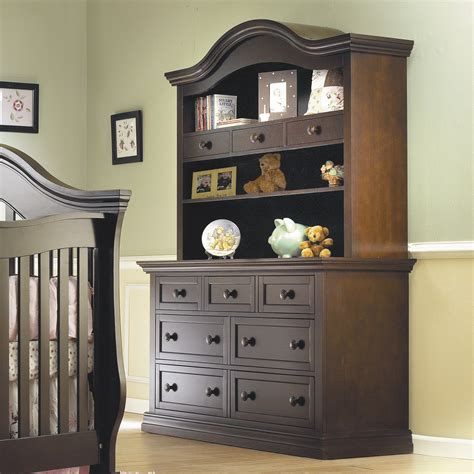 Dresser-With-Hutch-For-Nursery