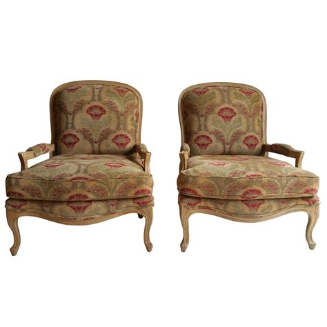 Drexel Heritage Oversized Accent Chairs