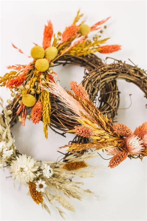Dried-Flower-Wreaths-Diy