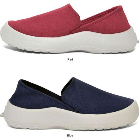 Drift Canvas Slip on