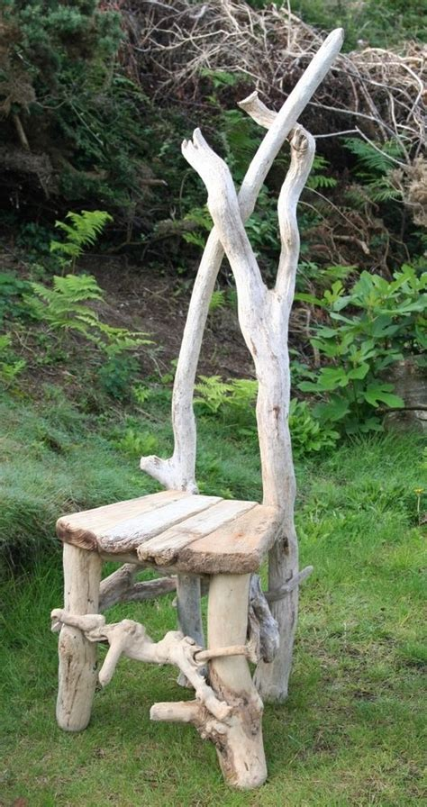Driftwood Furniture Plans