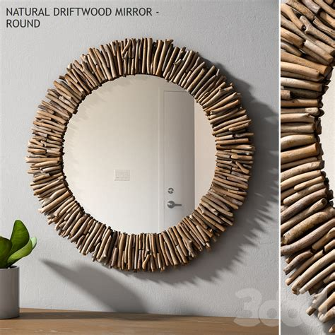 Driftwood Mirror Pottery Barn