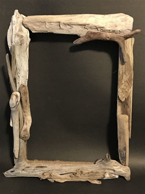 Driftwood Picture Frame Diy Wood