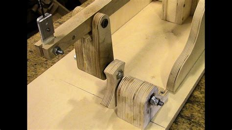 Drill Powered Scroll Saw Plans