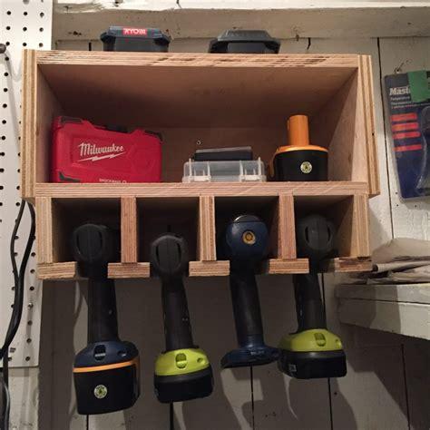 Drill-Diy-Shelf
