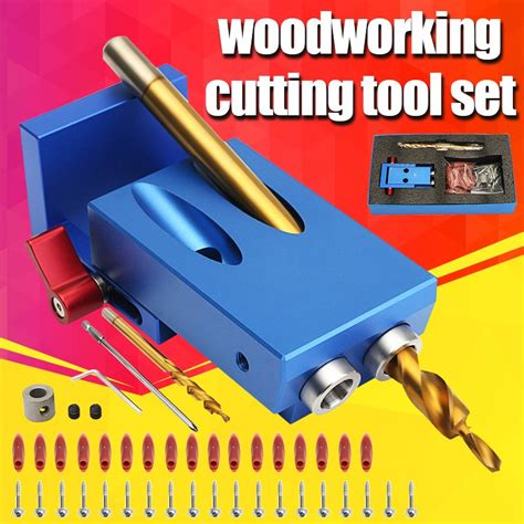 Drilling Jig Woodworking