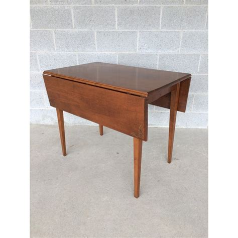 Drop Leaf Harvest Table 82 Inch