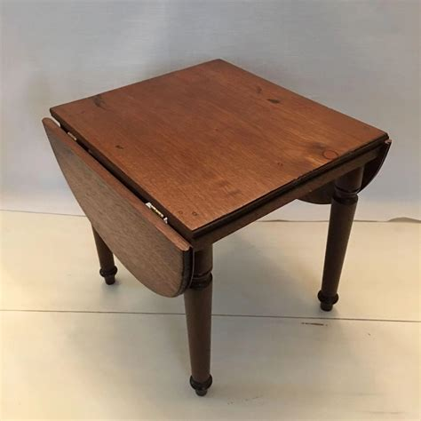 Drop Leaf Table Making