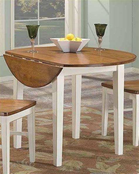 Drop-Leaf-Round-Table-Plans