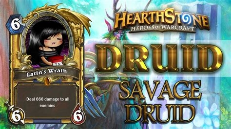 Druid Deck Builds Koft Hearthstone