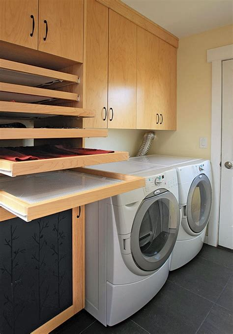 Drying Rack Ideas For Laundry Room