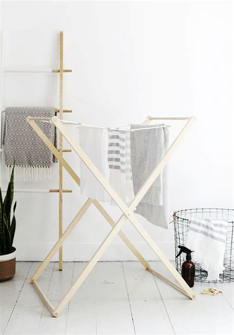 Drying-Rack-Diy-Clthes
